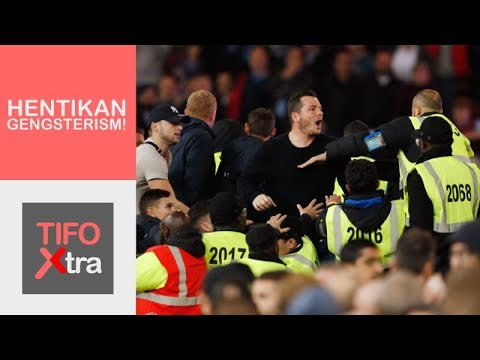 HENTIKAN Gangsterism | TIFO Xtra #Tx
