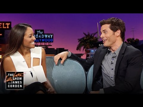 James Marsden & Kat Graham Love the 90s