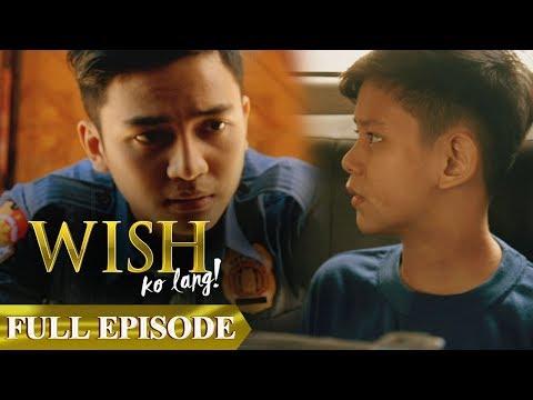 Wish Ko Lang: Binatang dating magnanakaw, nagbagong-buhay at naging asset ng pulis! | Full Episode