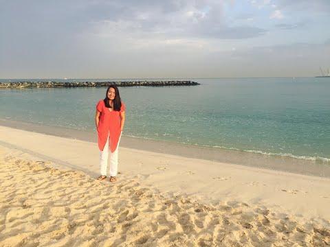 Sunset Beach x Burj Al Arab | Dubai, UAE 🇦🇪
