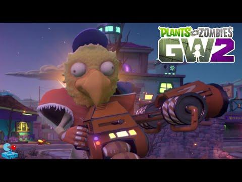 Plants vs. Zombies: Garden Warfare 2: MULTIPLAYER ALL NEW CHARACTERS (PvZ Garden Warare 2 Live)