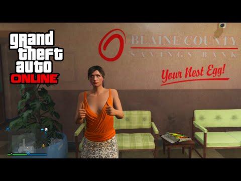 GTA 5 Online - Secret Locations Online! (Grand Theft Auto V Secret Spots)