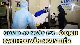 """""""BV Bạch Mai vẫn là ổ dịch nguy hiểm nhất"""" - COVID-19 mới nhất hôm nay"""