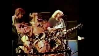 Jerry Garcia Band (3 cam) 11-9-1991 Hampton Coliseum, Hampton, Va. (Set 1 Complete)