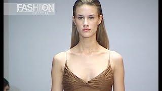CARMEN MARC VALVO Fall 2002 2003 New York - Fashion Channel
