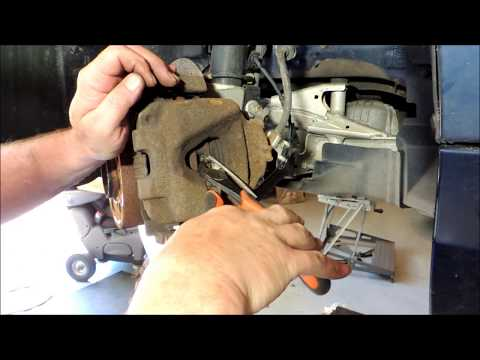 Fix Your BMW Brake Pad Warning Light Once and For All