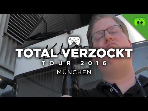 TOURBLOG: MÜNCHEN 🎮 #TotalVerzockt Tourblog #3