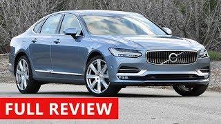 2018 Volvo S90 Review - Full Walkthrough