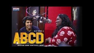 RJ Priyanka Makes Fun With Allu Sirish At Red FM Office | Madhura Audio