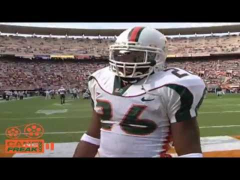 Defensive Back U | All Time Miami DB's Highlight