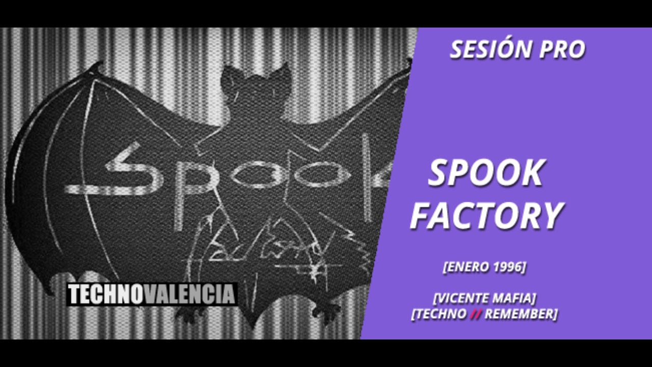 sesion spook factory