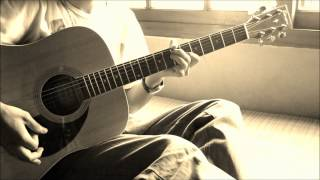 Jack Johnson - My Little Girl (Acoustic Cover) HD