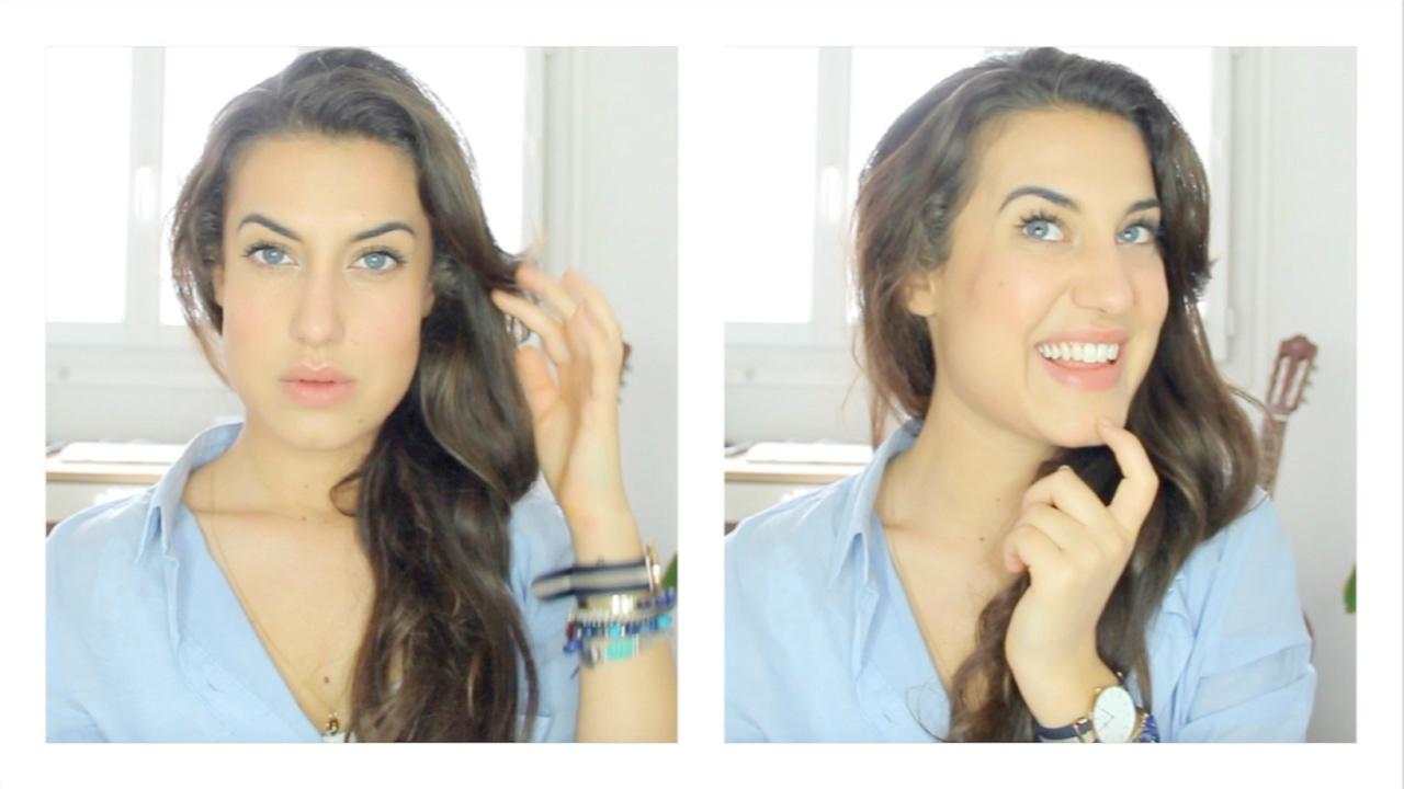 Maquillage Bonne Mine Anti Fatigue Lendemain De Soir E Youtube