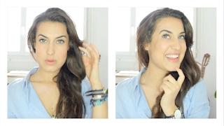 Maquillage bonne mine / anti-fatigue / lendemain de soirée 🌞🌺