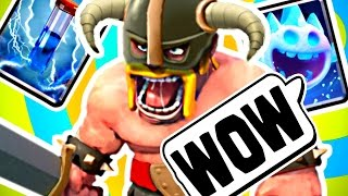 TURBO CYCLE EBARBS! - Clash Royale