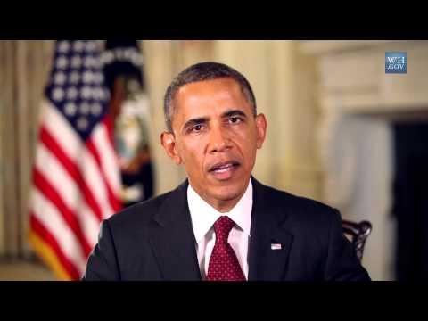 President Obama's Video Message to the AGOA Forum