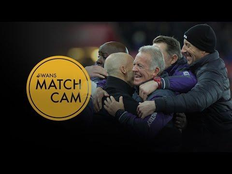 Swans TV - Match Cam: Our nine-goal thriller