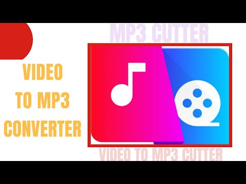 VIDEO TO MP3 CONVERTER | How To Convert MP4 to MP3 |