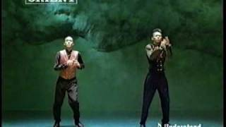 NEW JACK SWING!! L.L BROTHERS JAPANESE AD PT.2@1992