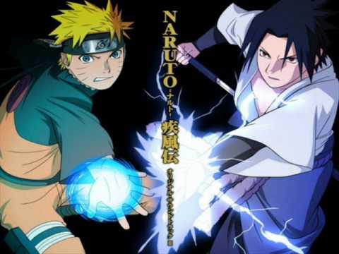 Naruto Shippuden OST 2 - Track 27 - Narukami ( Screaming God )