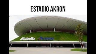 Recorre el estadio Akron de las Chivas de Guadalajara