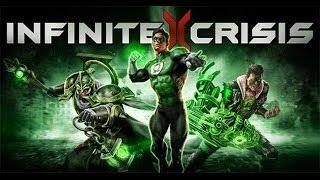 Infinite Crisis - Игра про супергероев