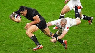 Highlights of England 21 New Zealand 24
