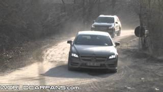 Mercedes-Benz Shooting Break Concept Car Videos