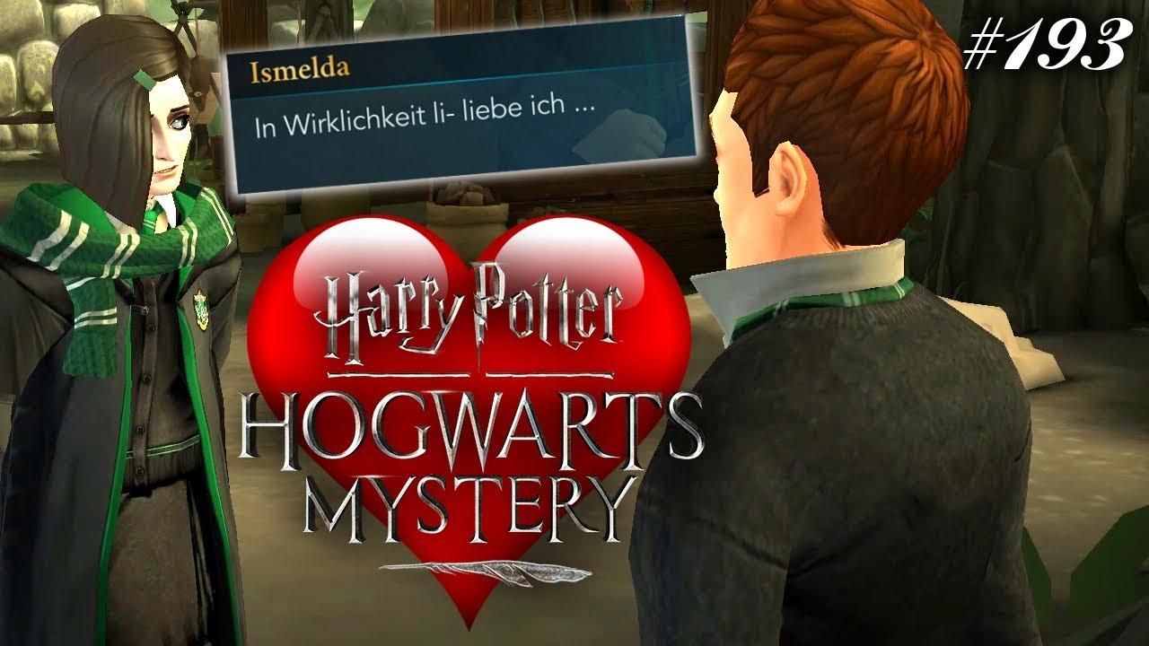 Barnabys Reaktion Auf Ismeldas Liebes Gestandnis Harry Potter Hogwarts Mystery 193 Youtube