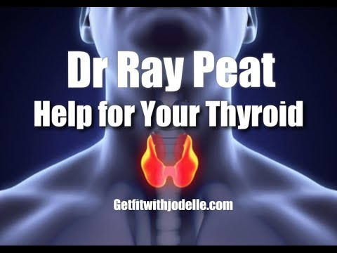 dr.-ray-peat---thyroid,-hypothyroidism-&-diet,-lifestyle,-exercise-to-fix-it!