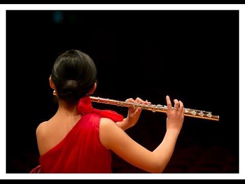 Otar Taktakishvili - Sonata for Flute and Piano C Major (Han yeojin)