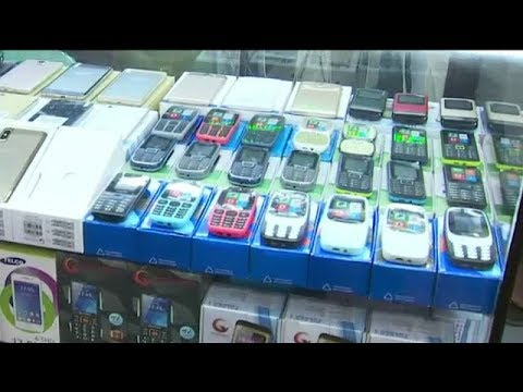 Moreno seeks to ban sale of secondhand phones in Manila
