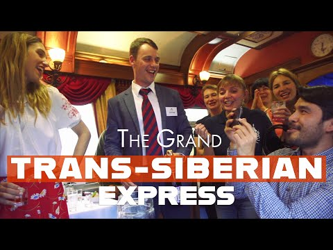 The Grand Trans-Siberian Express