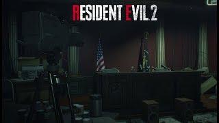 Resident Evil 2 Remake - accès au stand de tir et à la morgue