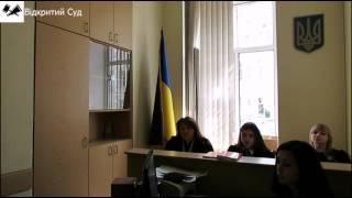 Суддя Любченко М.О. – про право громадян проводити відеофіксацію процесу. Відкритий Суд(, 2015-10-09T06:25:48.000Z)