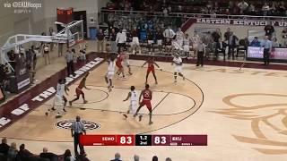 Buzzer beater bonanza in college basketball Saturday