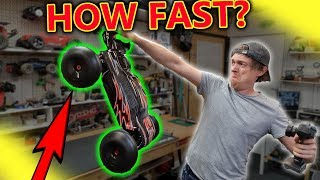 Speed & Jump TEST - Is this Cheap(ish) RC Car Any Good?