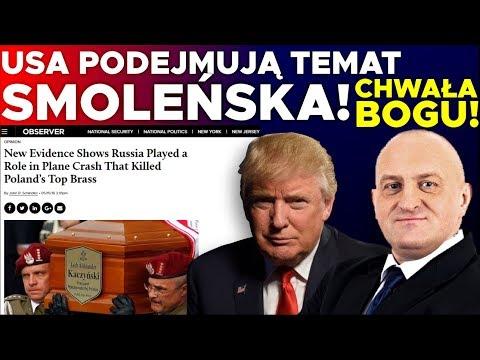 USA podejmują temat Smoleńska! Chwała Bogu! Kowalski & Chojecki NA ŻYWO w IPP TV 16052018