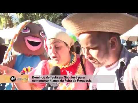 Comemoração dos 4 anos da Feira da Freguesia em São José