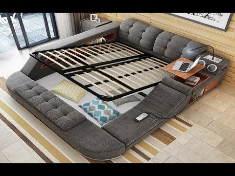 Great Space Saving Ideas Smart Furniture Youtube