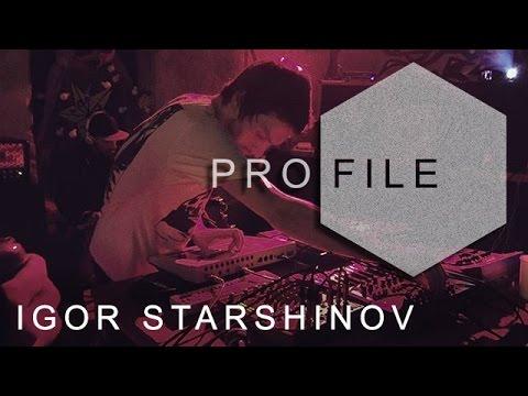 Проект ProFile #1  - Igor Starshinov (Игорь Старшинов)