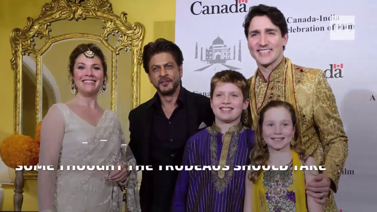 Some people think Trudeau's fashion choices in India are so extra #1