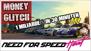 NFS HEAT MONEY GLITCH Ohne neustart! EASY! NEED FOR SPEED HEAT [GERMAN/DEUTSCH][MARVINKENO]