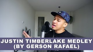 Cry Me A River | Mirrors | Senorita - Justin Timberlake (Gerson Rafael Cover Medley)