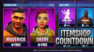 New MAVERICK & SHADE Skin in Fortnite Battle Royale!! New Maverick & Shade Gameplay in Fortnite!