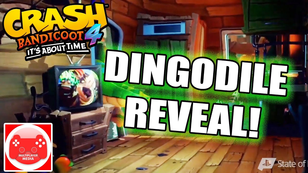 Crash Bandicoot: Dingodile Is Playable! (New Crash Content Breakdown!)