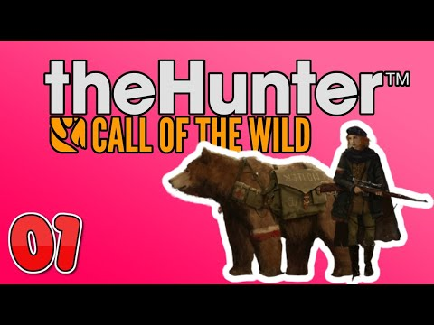 THE HUNTER: CALL OF THE WILD GAMEPLAY WALKTHROUGH | XBOX ONE | PART 1