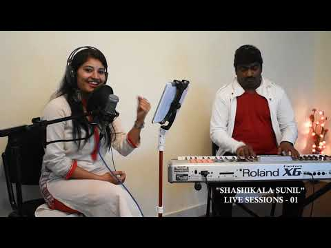Shashikala Sunil - Live Session 01 Patriotic song - Kannada