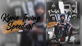 Kyrie Irving | Photoshop Speedart