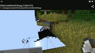 Minecraft pe no carga mapa completo